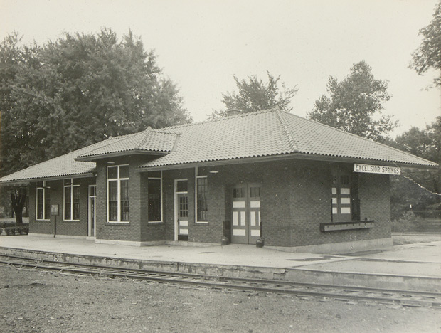 History Of The Wabash Railway Station
